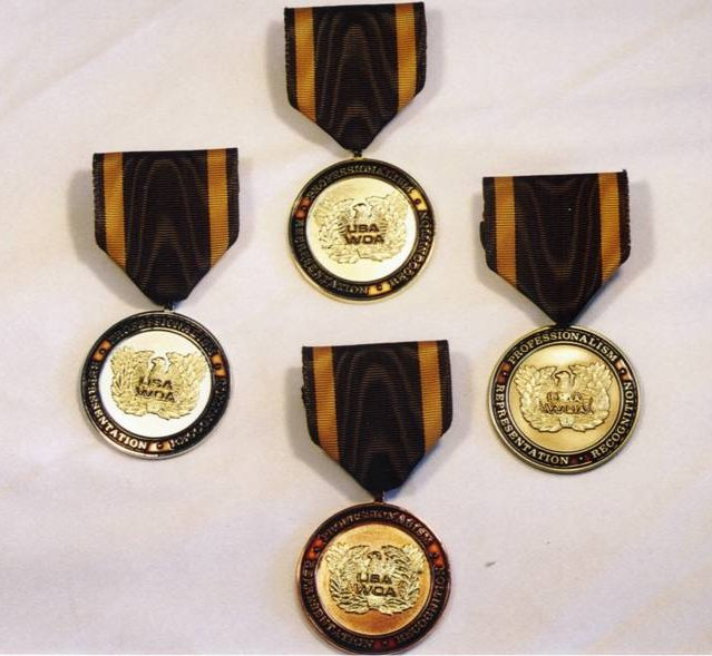ROTC Medals, JROTC Medals - USAWOA Ft Lowell-Apache Chapter